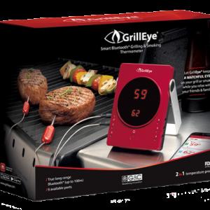 Inteligentny termometr GrillEye do grillowania i wędzenia