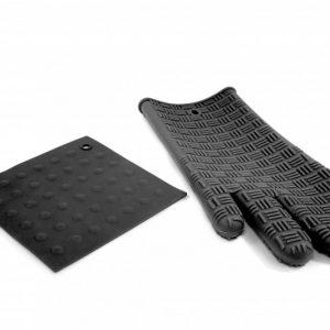 Silikonowa rękawica z podkładką