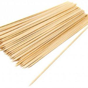 Patyczki bambusowe do szaszłyków